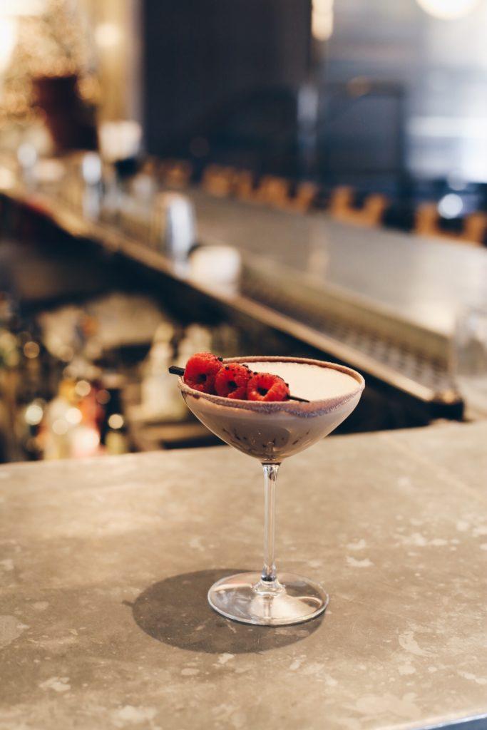 smoked-chocolate-raspberry-ganache-martini