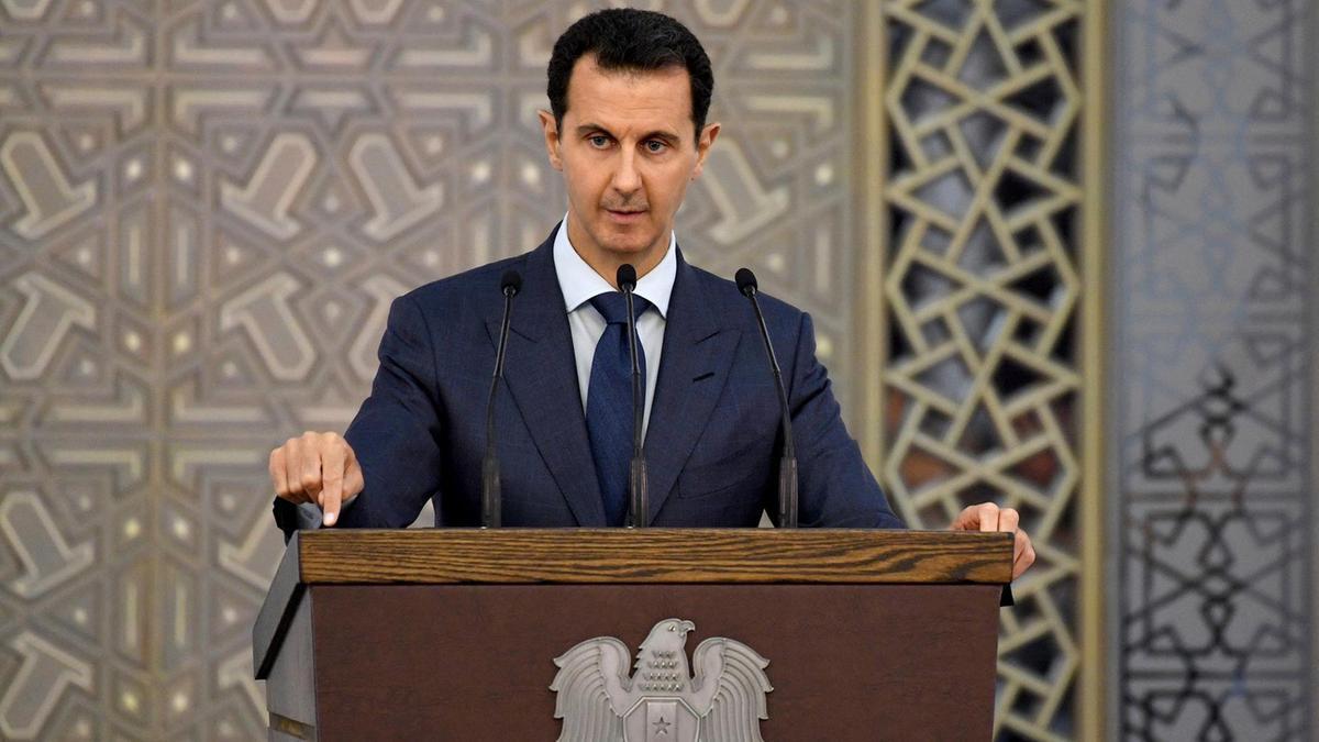 syrian-president-bashar-al-assad-forms-new-govt,-keeps-top-posts-unchanged
